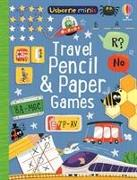 Cover-Bild zu Nolan, Kate: Travel Pencil and Paper Games