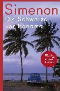 Cover-Bild zu Simenon, Georges: Die Schwarze von Panama (eBook)