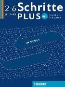 Cover-Bild zu Baum, Wolfgang: Schritte plus Neu im Beruf 2-6 A1.2-B1 Kopiervorlagen