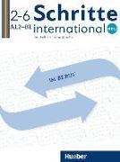 Cover-Bild zu Taeuffenbach, Brigitte von: Schritte international Neu 2-6 / im Beruf. Kopiervorlagen