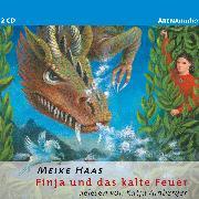 Cover-Bild zu Haas, Meike: Finja und das kalte Feuer (Audio Download)