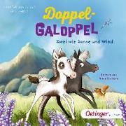 Cover-Bild zu Schreiber, Chantal: DoppelGaloppel 1. Zwei wie Sonne und Wind