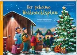 Cover-Bild zu Volk, Katharina E.: Der geheime Weihnachtsplan