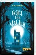 Cover-Bild zu Thornton, Nicki: Hotel der Magier (Hotel der Magier 1)