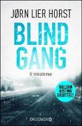 Cover-Bild zu Horst, Jørn Lier: Blindgang (eBook)