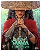 Cover-Bild zu Animation (Schausp.): Raya e l'ultimo Drago Steelbook (DVD + BD 2 Disc)