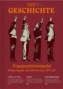 Cover-Bild zu 50 Jahre Frauenstimmrecht