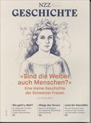 Cover-Bild zu NZZ Geschichte. Nr. 4: Sind die Weiber auch Menschen?