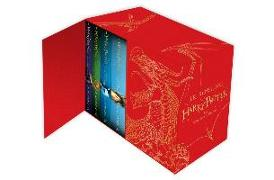 Cover-Bild zu Rowling, J.K.: Harry Potter Box Set: The Complete Collection (Children's Hardback)