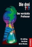 Cover-Bild zu Stronk, Cally: Die drei ??? Der verrückte Professor