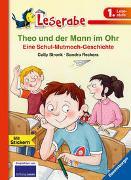 Cover-Bild zu Stronk, Cally: Theo und der Mann im Ohr - Leserabe 1. Klasse - Erstlesebuch für Kinder ab 6 Jahren