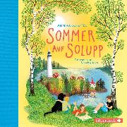 Cover-Bild zu Scheffel, Annika: Sommer auf Solupp (Audio Download)