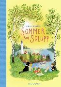 Cover-Bild zu Scheffel, Annika: Sommer auf Solupp (eBook)