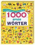 Cover-Bild zu Bruns, Elena (Übers.): 1000 erste Wörter