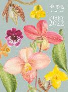 Cover-Bild zu Royal Horticultural Society: Royal Horticultural Society Desk Diary 2022
