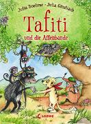 Cover-Bild zu Boehme, Julia: Tafiti und die Affenbande (Band 6)
