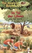 Cover-Bild zu Pope Osborne, Mary: Das magische Baumhaus (Band 11) - Im Tal der Löwen