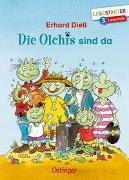 Cover-Bild zu Dietl, Erhard: Die Olchis sind da