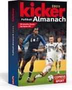 Cover-Bild zu Kicker (Hrsg.): Kicker Fußball-Almanach 2020