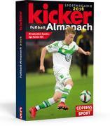 Cover-Bild zu Kicker Sportmagazin: Kicker Fußball-Almanach 2016