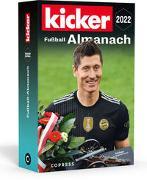 Cover-Bild zu Kicker: Kicker Fußball Almanach 2022