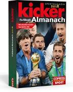 Cover-Bild zu Kicker Sportmagazin: Kicker Fußball-Almanach 2018