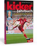Cover-Bild zu Kicker Sportmagazin: Kicker Fußball-Jahrbuch 2016