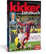 Cover-Bild zu Kicker Sportmagazin: Kicker Fußball-Jahrbuch 2015
