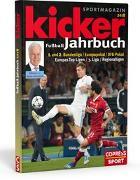 Cover-Bild zu Hasselbruch, Hardy: Kicker Fußball-Jahrbuch 2018