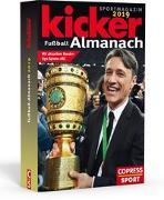 Cover-Bild zu Kicker Sportmagazin: Kicker Fußball Almanach 2019