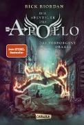Cover-Bild zu Riordan, Rick: Die Abenteuer des Apollo 1: Das verborgene Orakel (eBook)