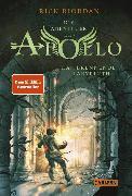 Cover-Bild zu Riordan, Rick: Die Abenteuer des Apollo 3: Das brennende Labyrinth (eBook)