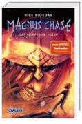 Cover-Bild zu Riordan, Rick: Magnus Chase 3: Das Schiff der Toten