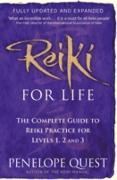 Cover-Bild zu Quest, Penelope: Reiki For Life (eBook)