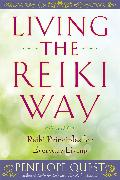 Cover-Bild zu Quest, Penelope: Living the Reiki Way
