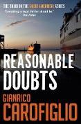 Cover-Bild zu Carofiglio, Gianrico: Reasonable Doubts (eBook)