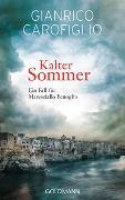 Cover-Bild zu Carofiglio, Gianrico: Kalter Sommer