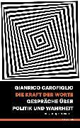 Cover-Bild zu Carofiglio, Gianrico: Die Kraft der Worte (eBook)