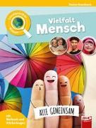 Cover-Bild zu Haselbach, Janina: Leselauscher Wissen: Vielfalt Mensch