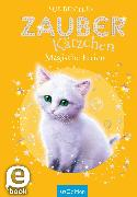 Cover-Bild zu Bentley, Sue: Zauberkätzchen - Magische Ferien (eBook)