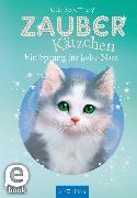 Cover-Bild zu Bentley, Sue: Zauberkätzchen - Ein Sprung ins kalte Nass (eBook)