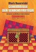 Cover-Bild zu Dworetski, Mark: Geheimnisse der Schachstrategie