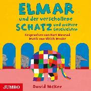 Cover-Bild zu McKee, David: Elmar und der verschollene Schatz und weitere Geschichten (Audio Download)