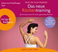 Cover-Bild zu Froböse, Ingo: Das neue Rückentraining