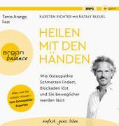 Cover-Bild zu Richter, Karsten: Heilen mit den Händen