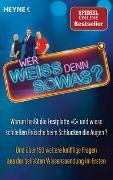 Cover-Bild zu Heyne Verlag (Hrsg.): Wer weiß denn sowas?