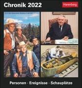 Cover-Bild zu Pollmann, Bernhard: Chronik Kalender 2022