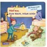 Cover-Bild zu Hofmann, Julia: Hör mal (Soundbuch): Mach mit - Pust aus: Gute Nacht, träum schön