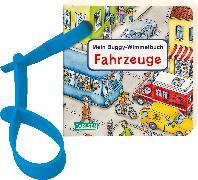 Cover-Bild zu Hofmann, Julia: Buggy-Bücher: Mein Buggy-Wimmelbuch: Fahrzeuge