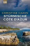 Cover-Bild zu Cazon, Christine: Stürmische Côte d´Azur